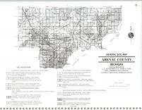 Map Image 017, Arenac County 1993